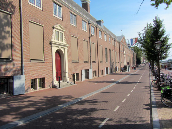 The Hermitage Musem in Amsterdam