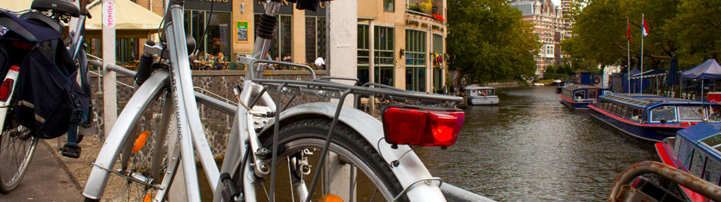 5 Reasons Amsterdam Is The Best City For Biking